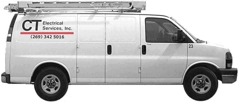 CT Electrical Van